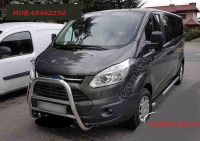 KUFANGER-FRONTBØYLE-FORD-TOURNEO-CONNECT-CARDESIGN.NO