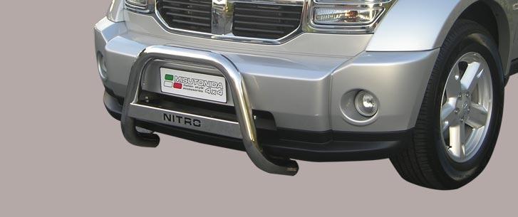 Dodge Nitro (2007-) – Misutonida 4x4 Kufanger-Frontbøyler