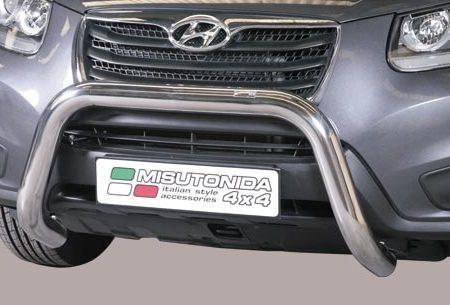 Hyundai Santa Fe (2009-) – Misutonida 4×4 Godkjent Kufanger-Frontbøyler