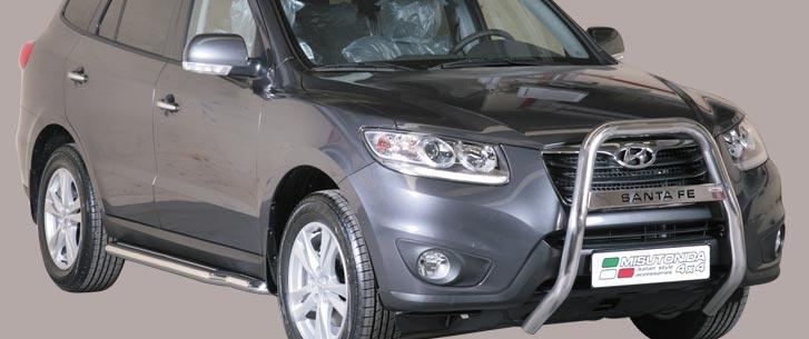 Hyundai Santa Fe (2009-) – Misutonida 4×4 Kufanger-Lysbøyle m/Logo
