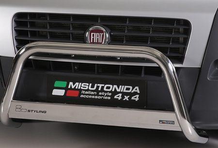 Fiat Ducato (2006-) – Misutonida 4x4 Godkjent Kufanger-Frontbøyler