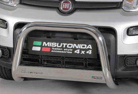 Fiat Panda (2013-) – Misutonida 4x4 Godkjent Kufanger-Frontbøyler