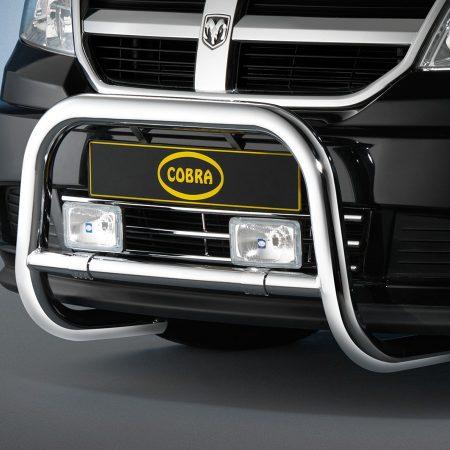Dodge Journey (2008-) – Cobra-Sor Godkjent Kufanger-Frontbøyler