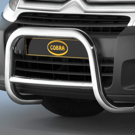 Peugeot Expert Tepee (2006-) – Cobra-Sor Godkjent Kufanger-Frontbøyler