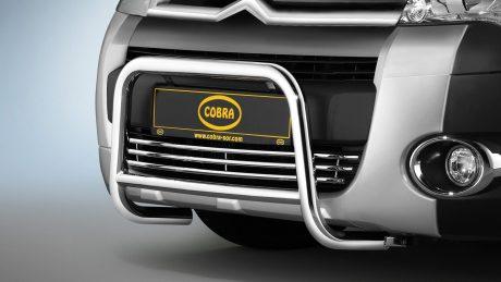 Citroën Berlingo (2008-) – Cobra-Sor Godkjent Kufanger-Frontbøyler
