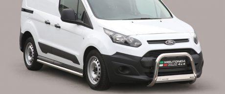 Ford Transit Connect (2014-) – Misutonida 4x4 Godkjent Kufanger-Frontbøyler
