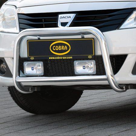 Dacia Logan MCV (2009-) – Cobra-Sor Godkjent Kufanger-Frontbøyler