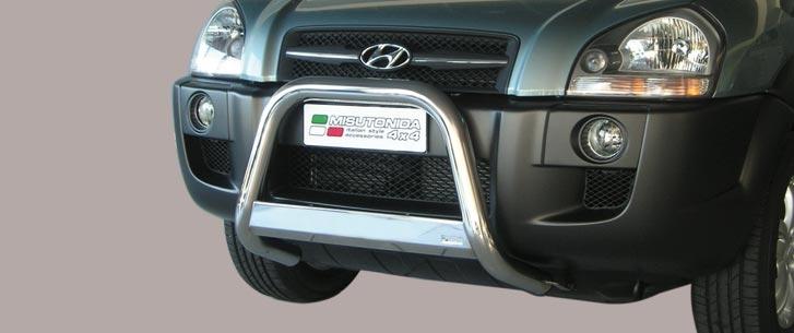 Hyundai Tucson (2004-) – Misutonida 4x4 Godkjent Kufanger-Frontbøyler