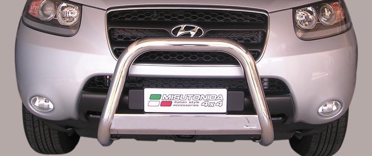 Hyundai Santa Fe (2006-) – Misutonida 4x4 Godkjent Kufanger-Frontbøyler