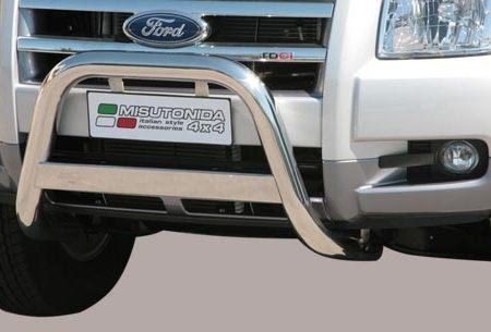 Ford Ranger (2007-) – Misutonida 4x4 Godkjent Kufanger-Frontbøyler