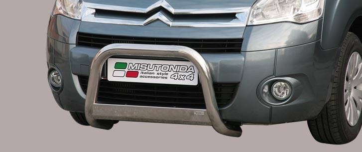 Citroën Berlingo (2008-) – Misutonida 4x4 Godkjent Kufanger-Frontbøyler
