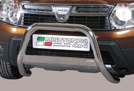 Dacia Duster (2010-) – Misutonida 4x4 Godkjent Kufanger-Frontbøyler