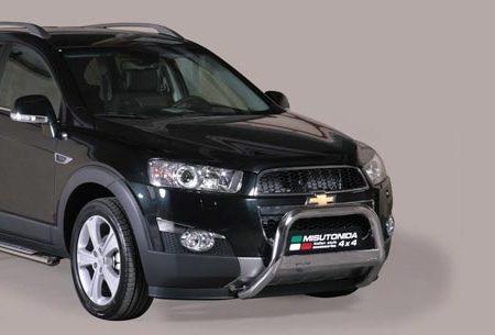 Chevrolet Captiva (2011-) – Misutonida 4x4 Godkjent Kufanger-Frontbøyler