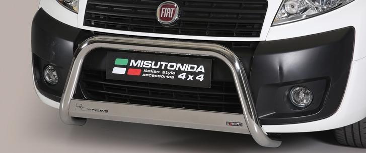 Fiat Scudo (2063-) – Misutonida 4x4 Godkjent Kufanger-Frontbøyler