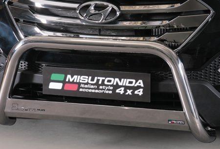 Hyundai Santa Fe (2012-) – Misutonida 4x4 Godkjent Kufanger-Frontbøyler