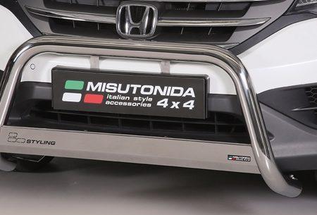 Honda CR-V (2012-) – Misutonida 4x4 Godkjent Kufanger-Frontbøyler