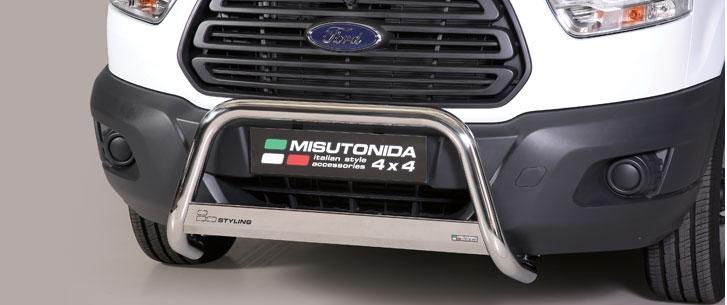 Ford Transit (2014-) – Misutonida 4x4 Godkjent Kufanger-Frontbøyler