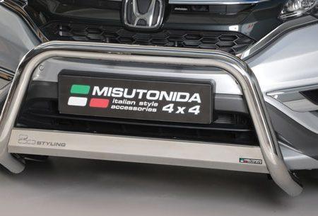 Honda CR-V (2016-) – Misutonida 4x4 Godkjent Kufanger-Frontbøyler