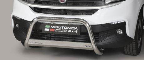Fiat Talento (2016-) – Misutonida 4x4 Godkjent Kufanger-Frontbøyler