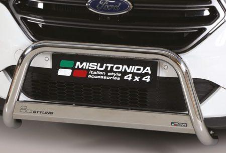 Ford Edge (2016-) – Misutonida 4x4 Godkjent Kufanger-Frontbøyler