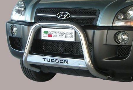 Hyundai Tucson (2004-) – Misutonida 4×4 Godkjent Kufanger-Frontbøyler m/Logo