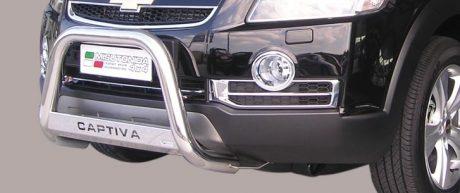 Chevrolet Captiva (2006-) – Misutonida 4x4 Godkjent Kufanger-Frontbøyler