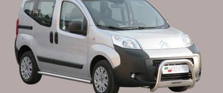 Citroën Nemo (2007-) – Misutonida 4x4 Godkjent Kufanger-Frontbøyler