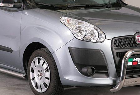 Fiat Doblo (2010-) – Misutonida 4x4 Godkjent Kufanger-Frontbøyler m/Logo