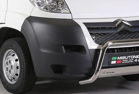 Citroën Jumper (2006-) – Misutonida 4x4 Godkjent Kufanger-Frontbøyler m/Logo