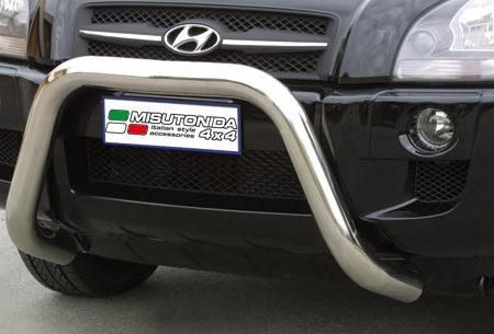 Hyundai Tucson (2004-) – Misutonida 4×4 Godkjent Kufanger-Frontbøyler