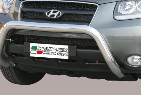 Hyundai Santa Fe (2006-) – Misutonida 4×4 Godkjent Kufanger-Frontbøyler