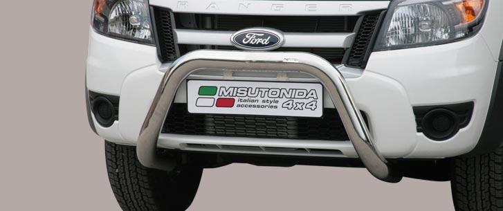 Ford Ranger (2009-) – Misutonida 4x4 Godkjent Kufanger-Frontbøyler