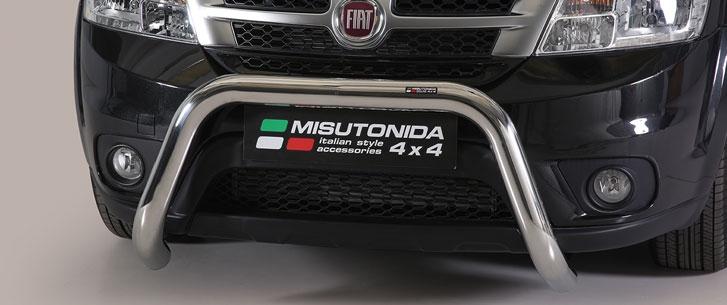 Fiat Freemont (2011-) – Misutonida 4x4 Godkjent Kufanger-Frontbøyler