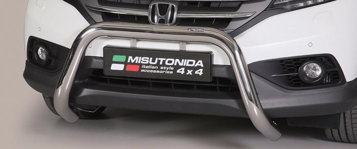 Honda CR-V (2012-) – Misutonida 4×4 Godkjent Kufanger-Frontbøyler