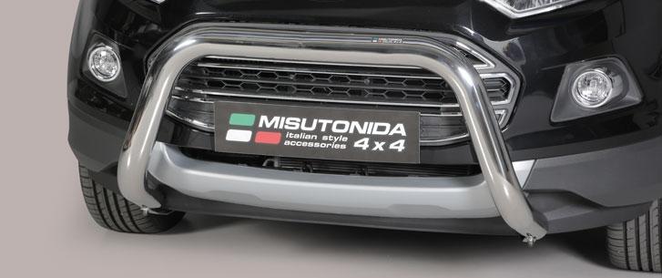 Ford Ecosport (2014-) – Misutonida 4x4 Godkjent Kufanger-Frontbøyler