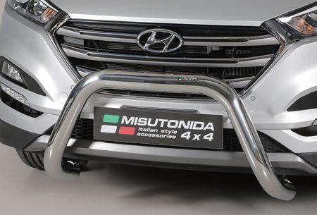 Hyundai Tucson (2015-) – Misutonida 4×4 Godkjent Kufanger-Frontbøyler