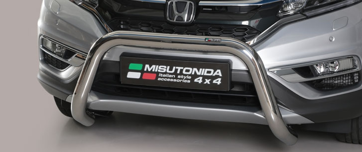 Honda CR-V (2016-) – Misutonida 4×4 Godkjent Kufanger-Frontbøyler