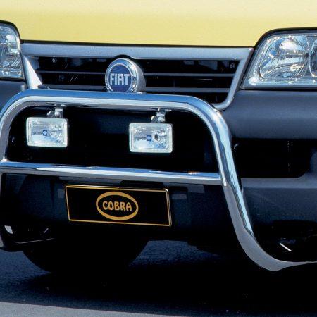 Peugeot Boxer (2002-) – Cobra-Sor Godkjent Kufanger-Frontbøyler