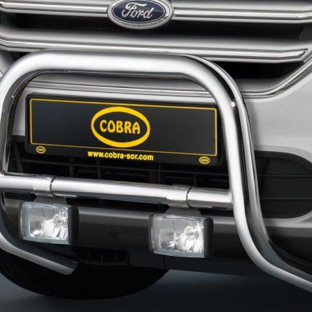 Ford Kuga (2017-) – Cobra-Sor Godkjent Kufanger-Frontbøyler