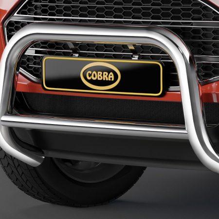 Ford Ecosport (2014-) – Cobra-Sor Godkjent Kufanger-Frontbøyler