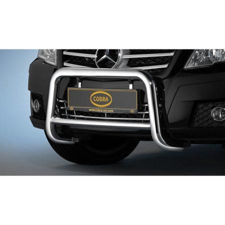 Mercedes Benz GLK (2008-) – Cobra-Sor Godkjent Kufanger-Frontbøyler