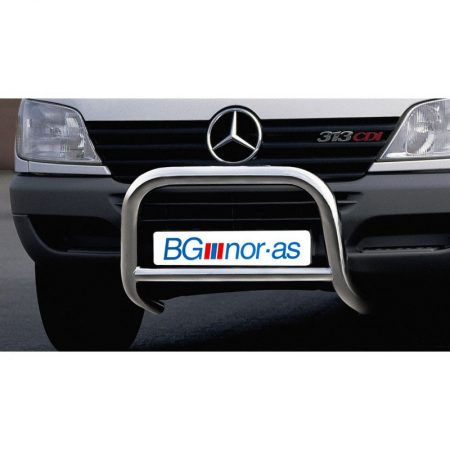 Mercedes Benz Sprinter (2000-) – Cobra-Sor Godkjent Kufanger-Frontbøyler