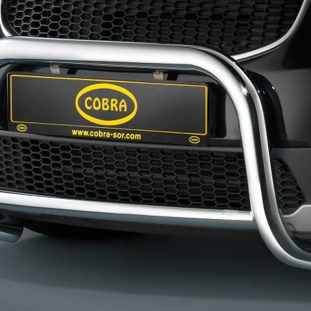 Chevrolet Orlando (2011-) – Cobra-Sor Godkjent Kufanger-Frontbøyler