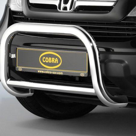 Honda CR-V (2014-) – Cobra-Sor Godkjent Kufanger-Frontbøyler