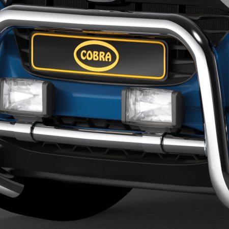 Honda HR-V (2015-) – Cobra-Sor Godkjent Kufanger-Frontbøyler