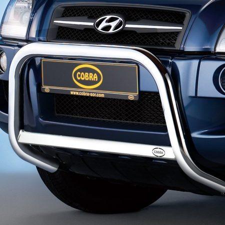 Hyundai Tucson (2004-) – Cobra-Sor Godkjent Kufanger-Frontbøyler
