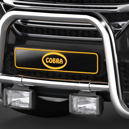 Hyundai Tucson (2015-) – Cobra-Sor Godkjent Kufanger-Frontbøyler