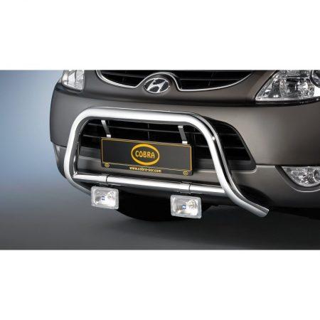 Hyundai IX55 (2009-) – Cobra-Sor Godkjent Kufanger-Frontbøyler