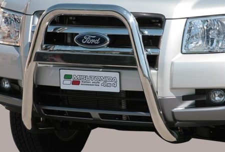 Ford Ranger (2007-) – Misutonida 4×4 Godkjent Kufanger-Frontbøyler
