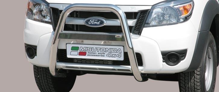 Ford Ranger (2009-) – Misutonida 4x4 Kufanger-Frontbøyler